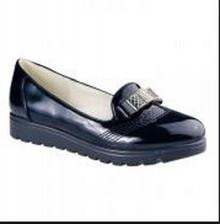 Туфли дев. 87-73-B р33-37 син