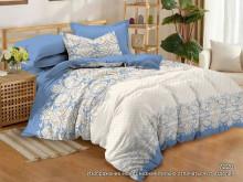 Комплект постельного белья, евро, креп (жатка)
