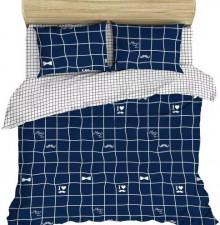 Комплекты постельного белья1,5поплин