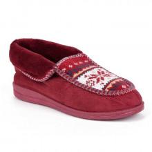 BBW70157-22 (37-41) Туфли комнатные с верхом из текст. матер.женские