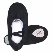Балетки детские (р27-31) черные