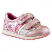 Кроссовки девоч.A-B02-18-А р21-26 розовый